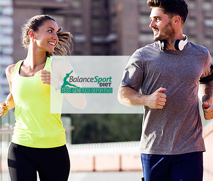 (Particular) Balance Sport Diet