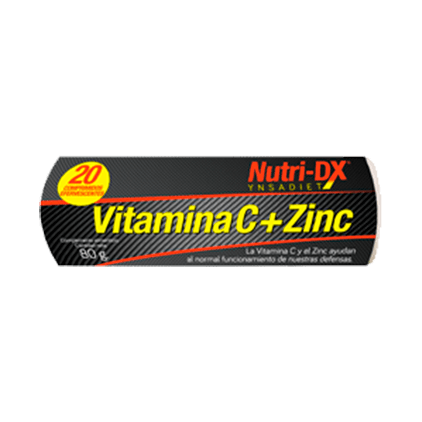 Vitamina C + Zinc