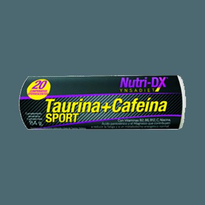 Taurina + Cafeína Sport