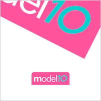 Model 10 marca de complementos alimenticios vegetales