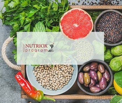 (Distribuidor) Nutriox Program