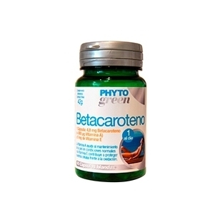 Betacaroteno-Phytogreen-Ynsadiet
