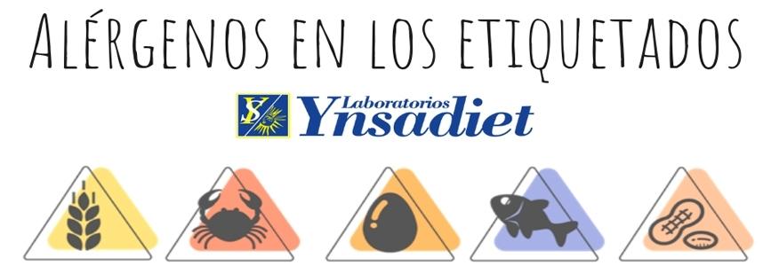 LOS ALÉRGENOS EN LOS ETIQUETADOS