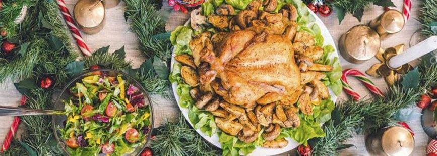 6 consejos para evitar los empachos navideños.