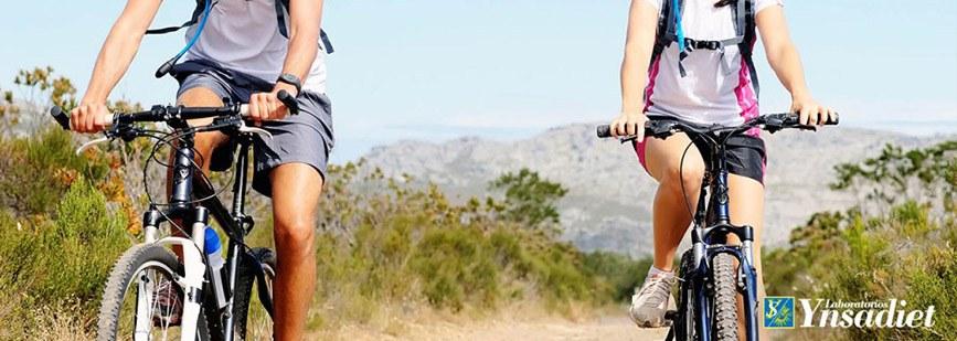5 razones para que elijas montar en bicicleta.