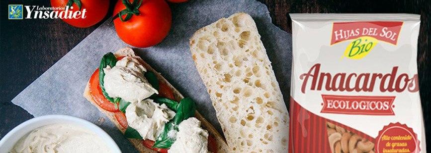 Cómo hacer un sustituto de mozzarella con anacardos.